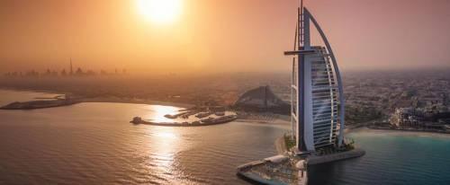 Отель Burj Al Arab – туристическая жемчужина ОАЭ