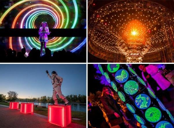 Beakerhead – удивительный фестиваль искусства и науки
