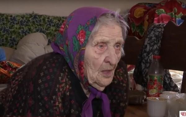 Умерла самая старая украинка